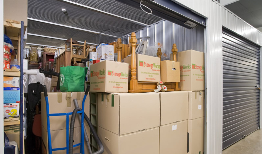 Tips For Loading a Self-Storage Unit