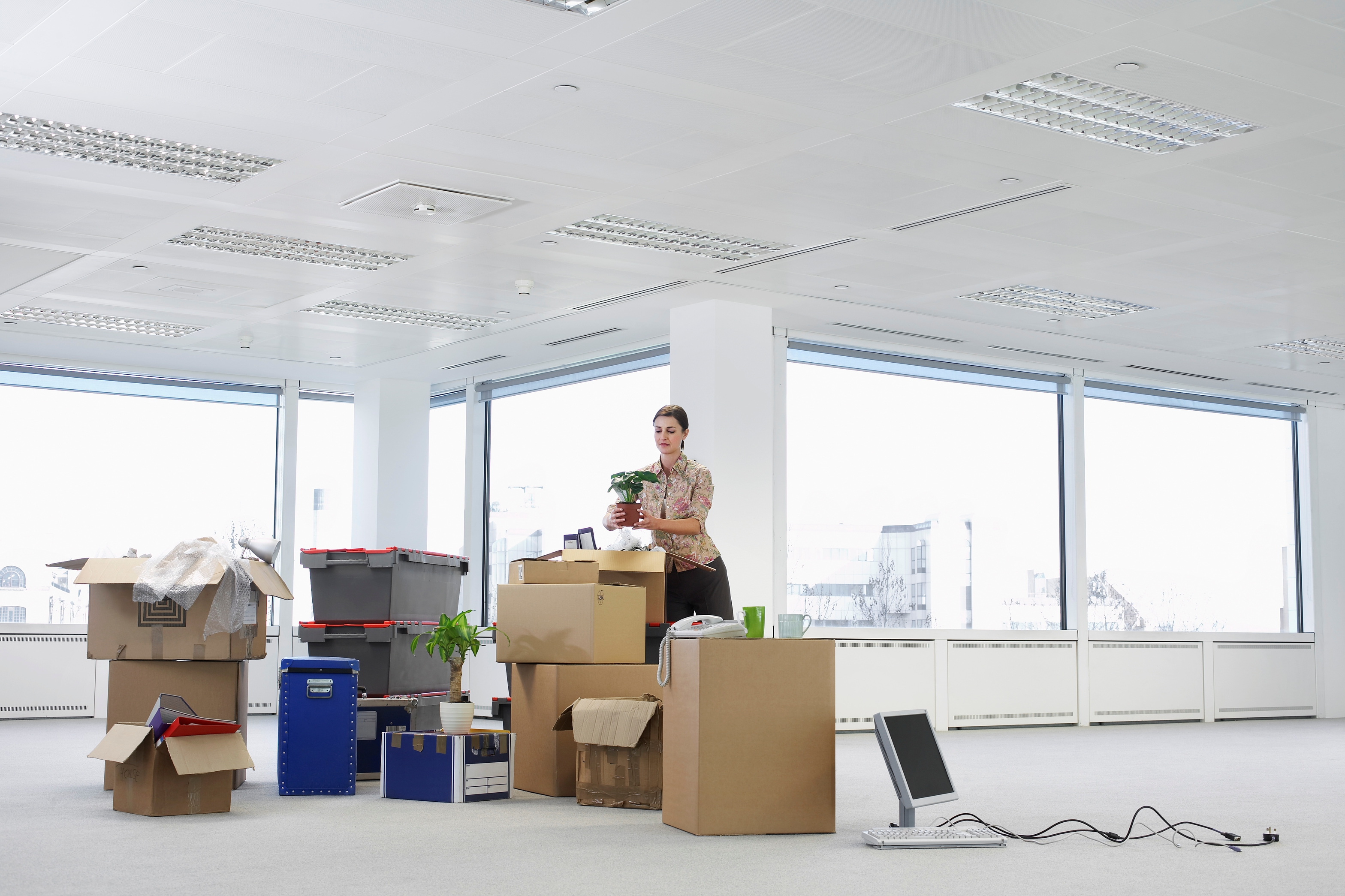 Top Tips For Moving Office