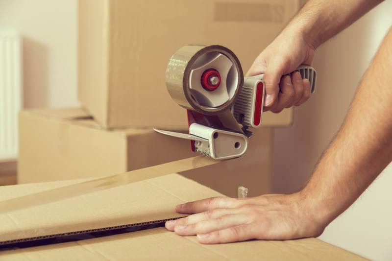 Experts' Top Packing Tips For Moving House